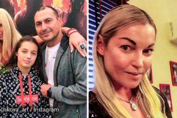 Волочкова подарила дочке на день рождения