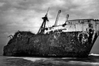 Нашелся корабль, пропавший на Бермудах 90 лет назад