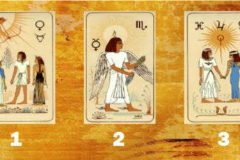 Самое древнее гадание: выберите одну из магических египетских карт