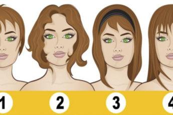 Выберите свою длину волос и узнайте, какую тайну о Вас она выдает