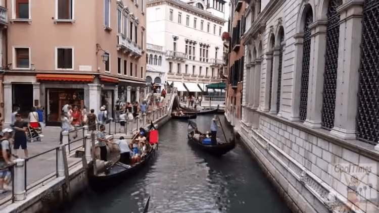 Как выглядит Италия?