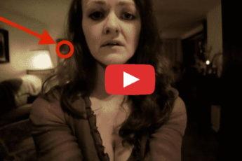 Короткометражка: студентка решила отправить своему парню «селфи». То, что появилось на фото за ее спиной, заставит вас ужаснуться!