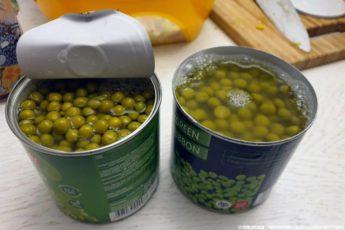 Чем отличается зелёный горошек за 39 рублей от того, что за 69. Показываю и рассказываю