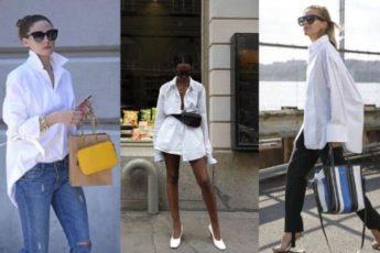 Как и с чем носить рубашку-оверсайз чтобы выглядеть стильно и эффектно каждый день