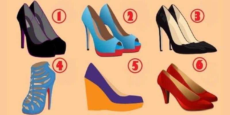 Женский тест: Выберите свой тип каблука и узнайте, какой видят вас мужчины