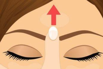 Массируйте эту точку в течение 45 секунд: То, что произойдет с вашим телом лешит вас дара речи!