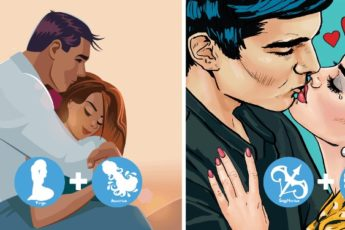Вот пары знаков Зодиака, которые лучше всего подходят для долгих семейных отношений