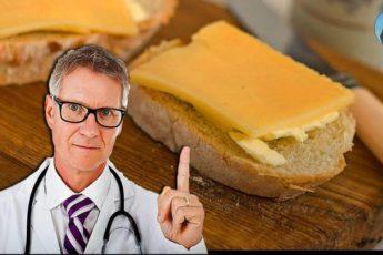 Врач-кардиолог назвал лечебный бутерброд для чистки сосудов