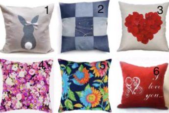 Психологический тест: выберите подушку и узнайте что мешает вам спать спокойно