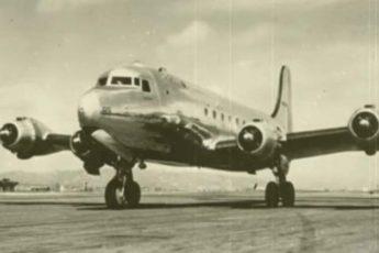 Тайна рейса 914: Самолет приземлился через 37 лет после взлета