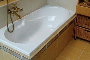 Ванна будет сиять как новая через 30 минут!