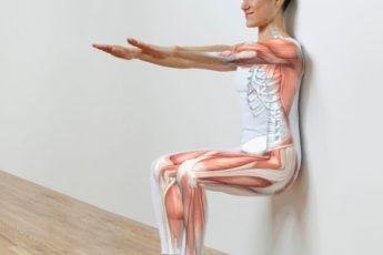 Как быстро похудеть в ногах: Всего 1 упражнение!