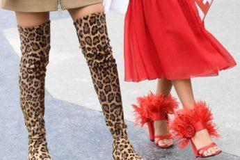 Тест: какая обувь подходит вам по характеру?