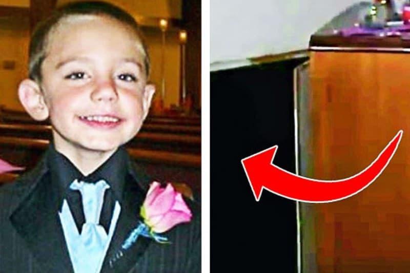 Парень был пропавшим без вести 2 года, пока отец не посмотрел за шкафом у родственников