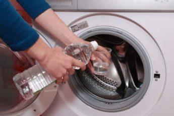 Зачем я заливаю уксус в стиральную машину