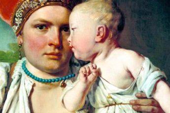 Почему женщины на Руси кормили детей грудью почти до 5 лет?