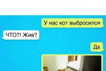 14 СМС-переписок с неожиданным концом